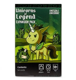 Tee Turtle Unstable Unicorns: Unicorn of Legend Exp
