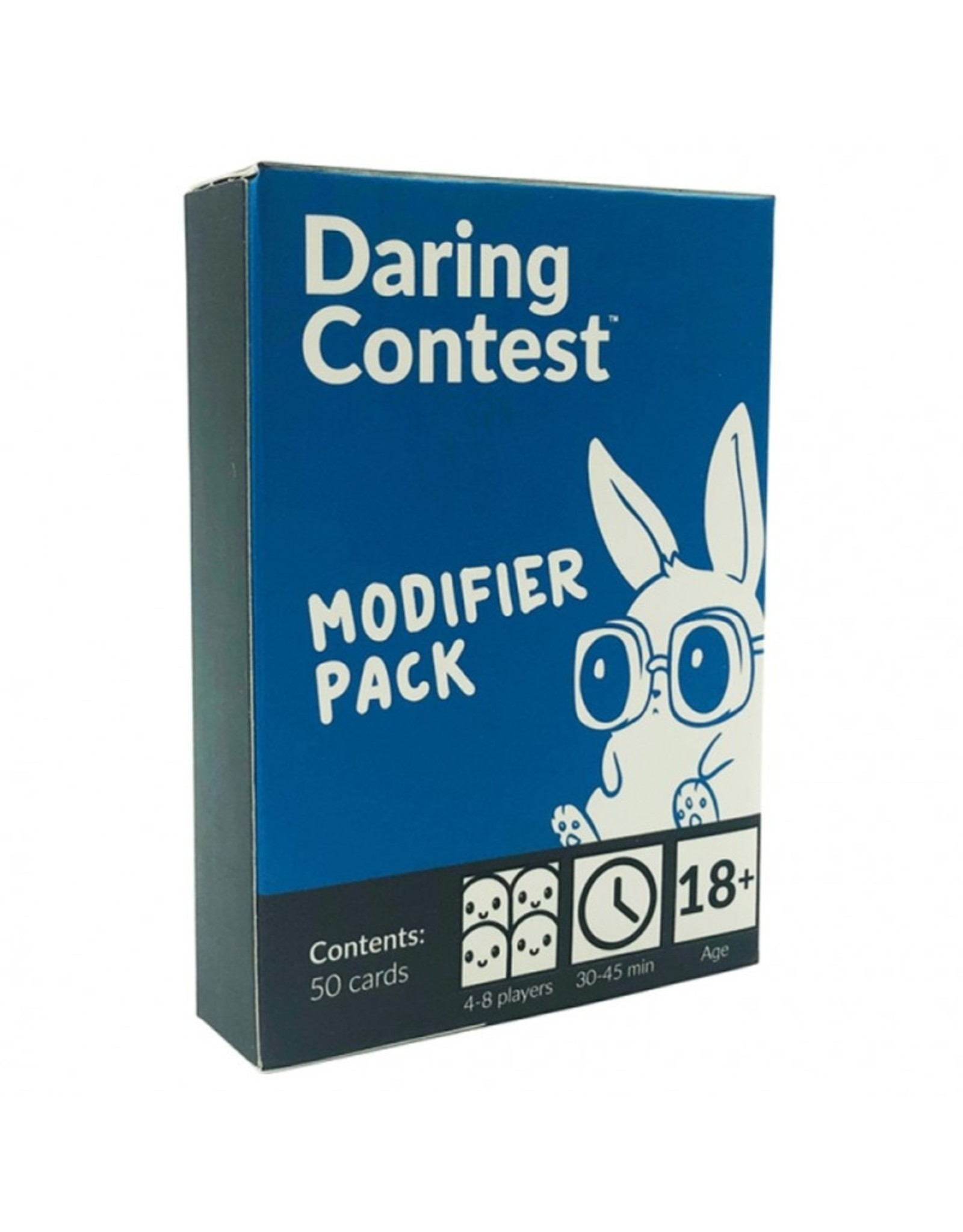 Tee Turtle Daring Contest: Modifiers Expansion