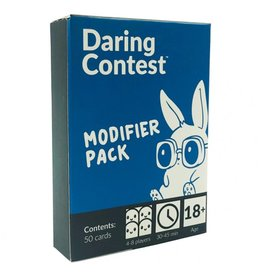 Daring Contest: Modifiers Expansion