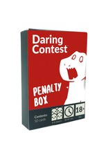 Tee Turtle Daring Contest: Penalty Box Expansion