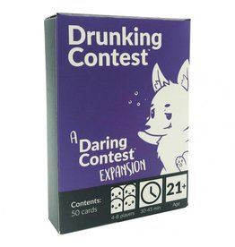 Tee Turtle Daring Contest: Drinking Expansion