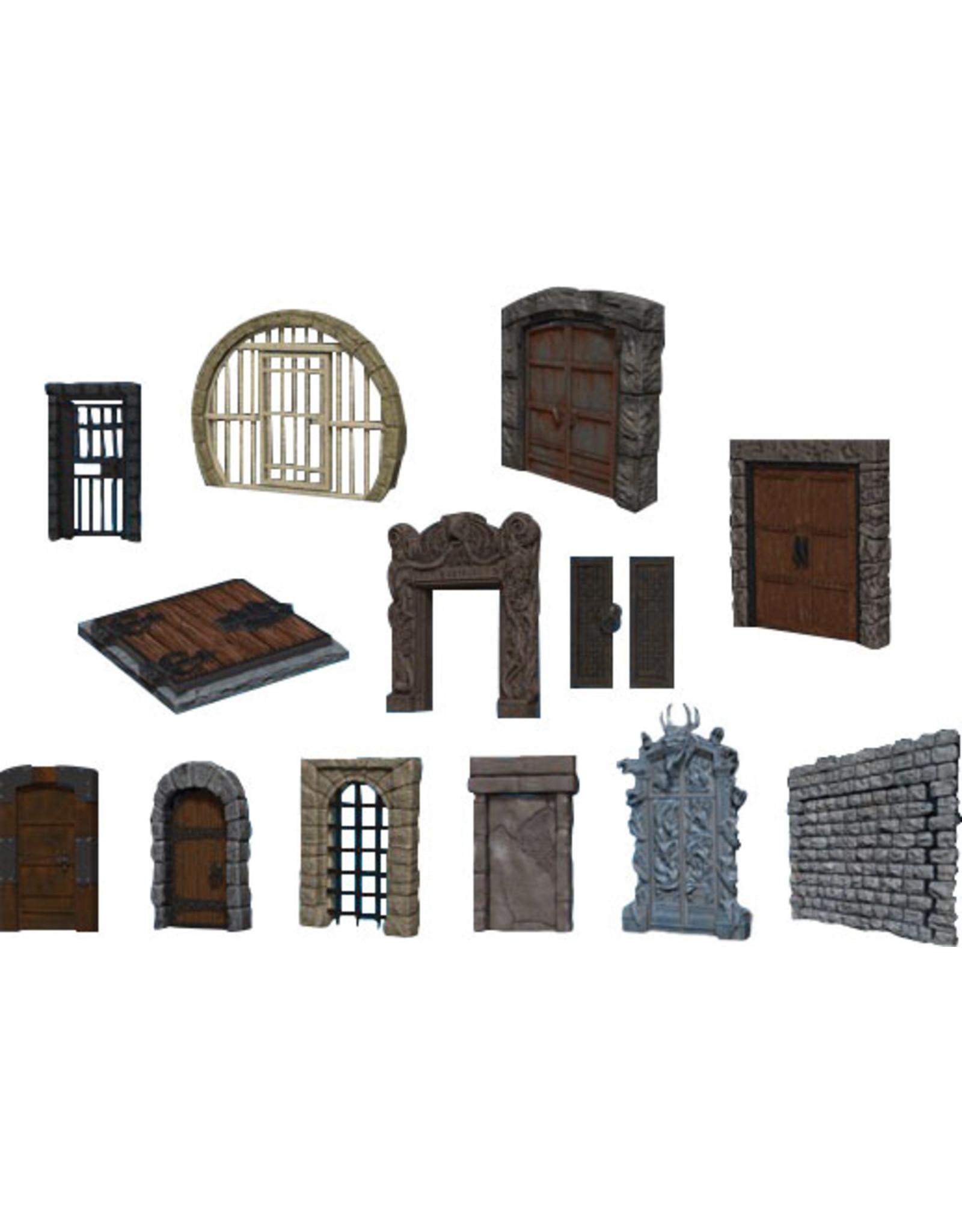 Wiz Kids WarLock Tiles: Doors & Archways