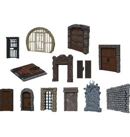 Wiz Kids WarLock Tiles: Doors & Archways