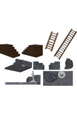 Wiz Kids WarLock Tiles: Stairs & Ladders