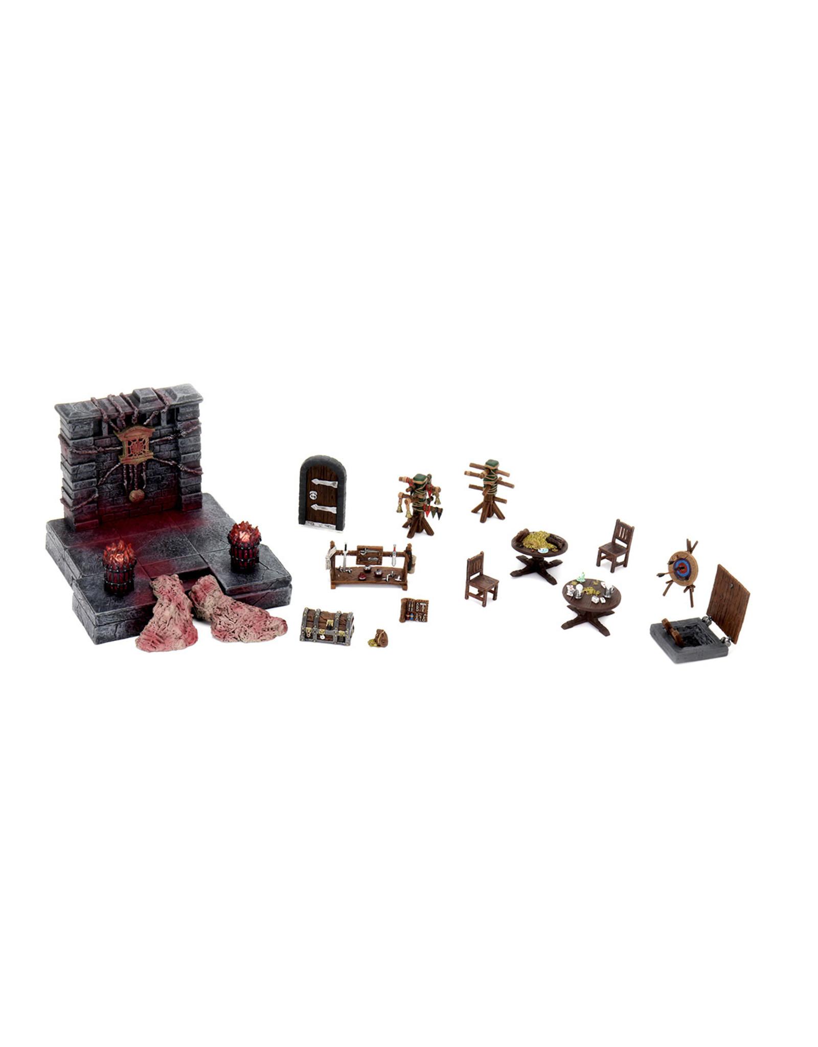 Wiz Kids Pathfinder Battles: City of Lost Omens Thieves Guild Premium Set