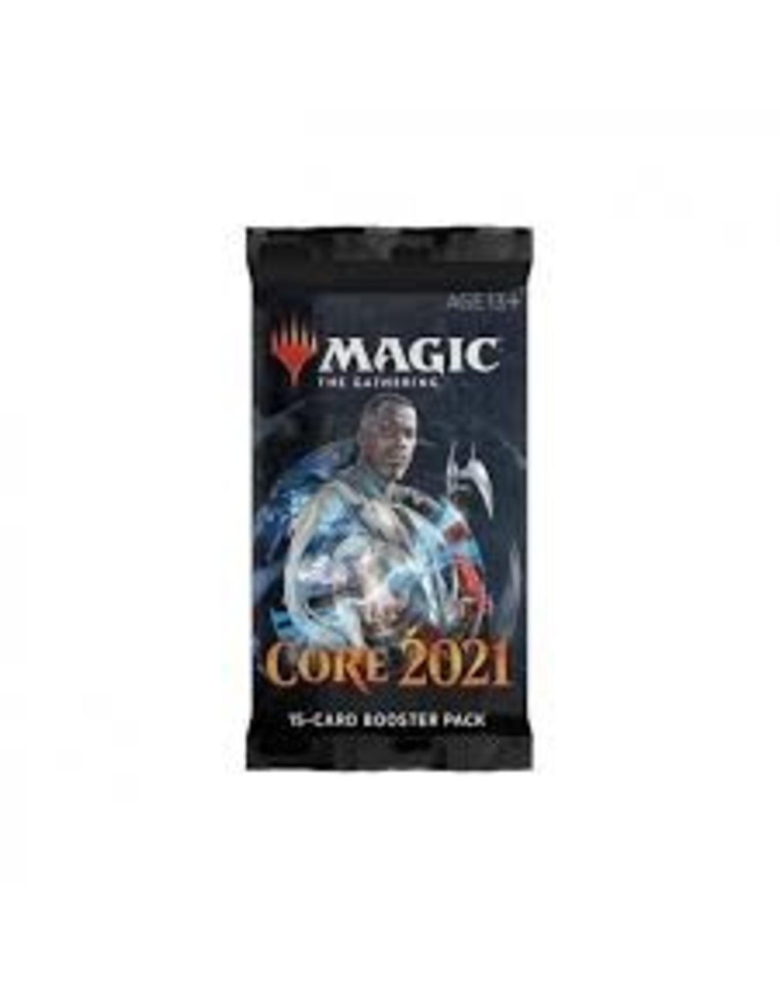 Magic MtG: Core 2021 Booster Pack