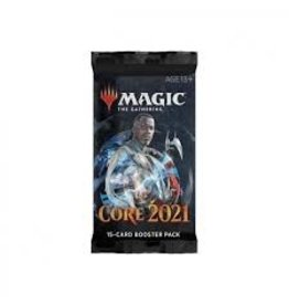 Magic MtG: Core 2021 Booster Pack