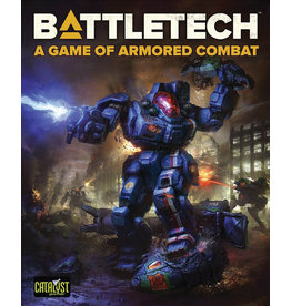 Catalyst Game Labs Battletech Game of Armored Combat