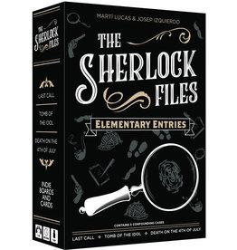 Indie Sherlock Files: Elementary Entries
