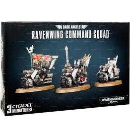 Warhammer 40K Ravenwing Command Squad