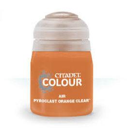 Citadel Citadel Paints: Air - Pyrocast Orange