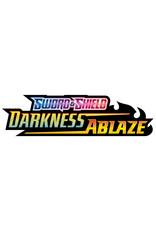 Pokemon Pokemon TCG: Sword & Shield - Darkness Ablaze Booster Display (36)