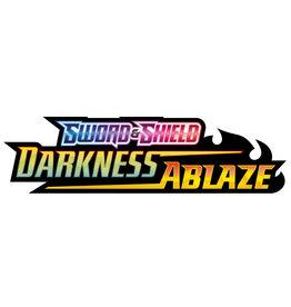 Pokemon Pokemon TCG: Sword & Shield - Darkness Ablaze Booster Display (36) (Pre Order 8/14)