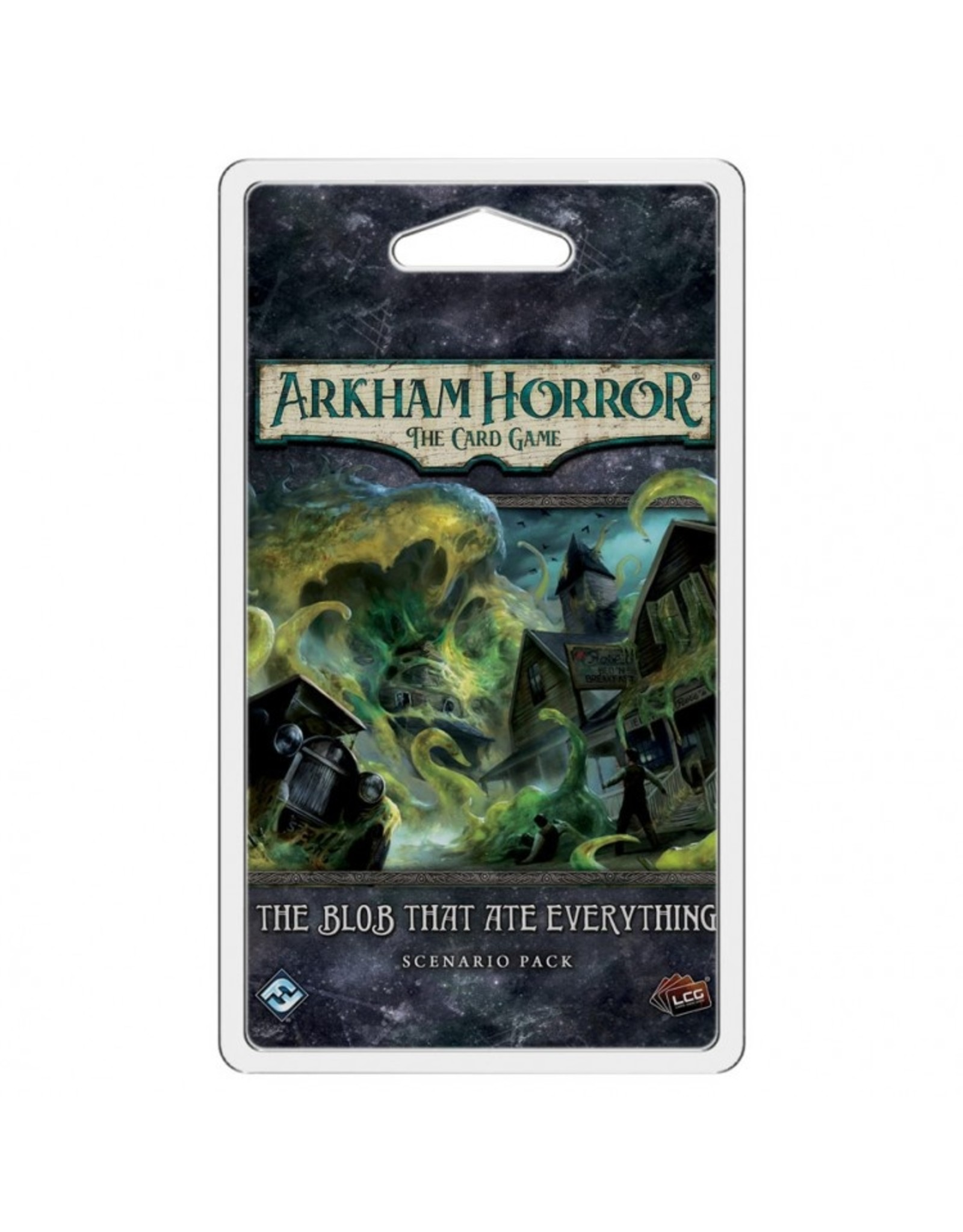 Fantasy Flight Games Arkham Horror: LCG: The Blob That Ate Everything