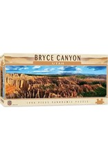 MasterPieces American Vistas - Bryce Canyon 1000pc Panoramic Puzzle