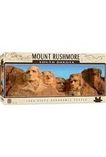 MasterPieces American Vistas - Mount Rushmore 1000pc Panoramic Puzzle