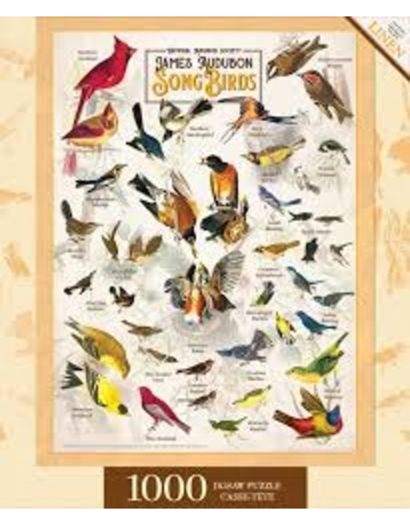 MasterPieces Audubon - Songbirds 1000pc Puzzle