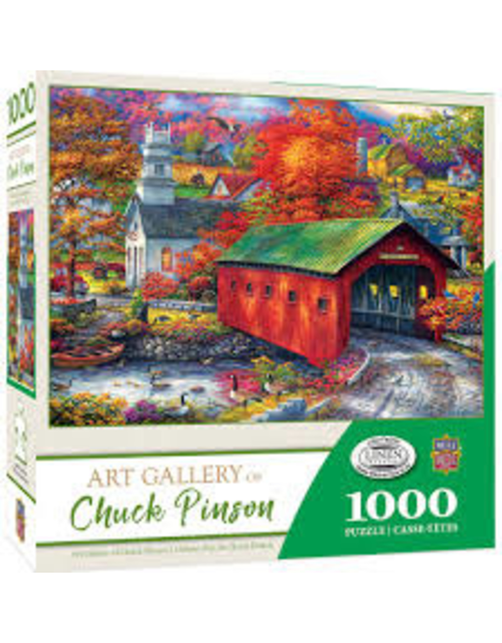 MasterPieces Chuck Pinson Art Gallery - The Sweet Life 1000pc Puzzle