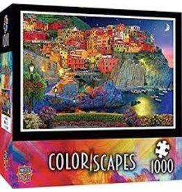 MasterPieces Colorscapes - Evening Glow 1000pc Puzzle