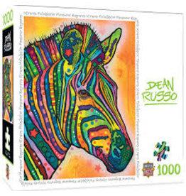 MasterPieces Dean Russo - Stripes McCalister 1000pc Puzzle