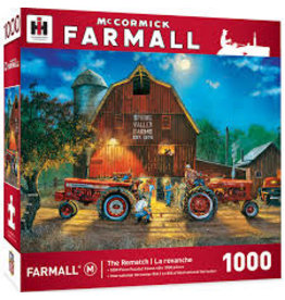 MasterPieces Farmall Case IH - The Rematch 1000pc Puzzle