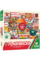 MasterPieces Flashbacks - Hit the Road Jack 1000pc Puzzle
