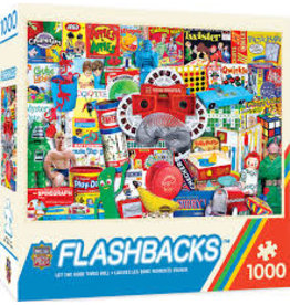 MasterPieces Flashbacks - Let the Good Times Roll 1000pc Puzzle