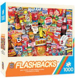 MasterPieces Flashbacks - Mom's Pantry 1000pc Puzzle