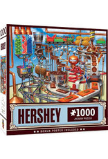 MasterPieces Hershey - Chocolate Factory 1000pc Puzzle