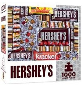 MasterPieces Hershey - Hershey's Chocolate Paradise 1000pc Puzzle