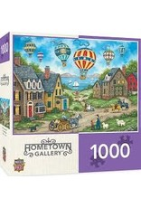 MasterPieces Hometown Gallery - Passing Through 1000pc Puzzle