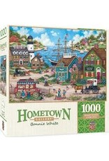 MasterPieces Hometown Gallery - The Young Patriots 1000pc Puzzle