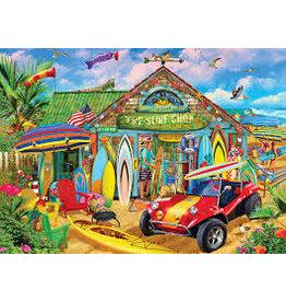 MasterPieces Seek & Find - Beach Time Fun 1000pc Puzzle