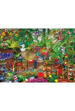MasterPieces Seek & Find - Garden Hideway 1000pc Puzzle