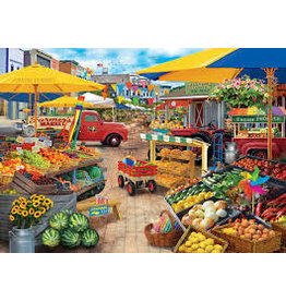 MasterPieces Seek & Find - Market Square 1000pc Puzzle