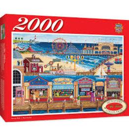 MasterPieces Signature - Ocean Park 2000pc Puzzle