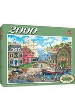 MasterPieces Signature - Seagulls Delight 2000pc Puzzle