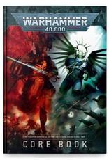 Warhammer 40K Warhammer 40000: Core Book 9th Edition