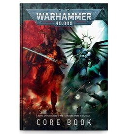 Warhammer 40K Warhammer 40000: Core Book 9th Edition