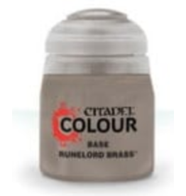 Citadel Citadel Paints: Base - Runelord Brass (12Ml)