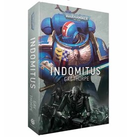 Warhammer 40K Warhammer 40000: Indomitus (Novel)