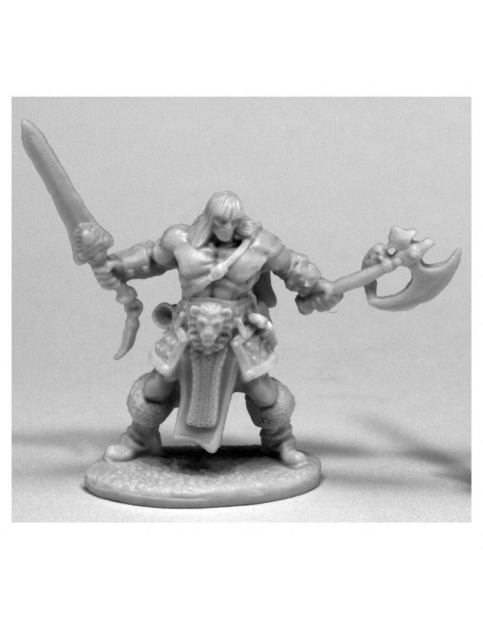 Reaper Dark Heaven: Bones Classic - Brand Oathblood, Barbarian