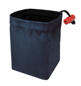 Red King Red King Co. Classic Dice Bag - Black