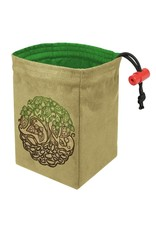 Red King Dice Bag - Twisted Tree