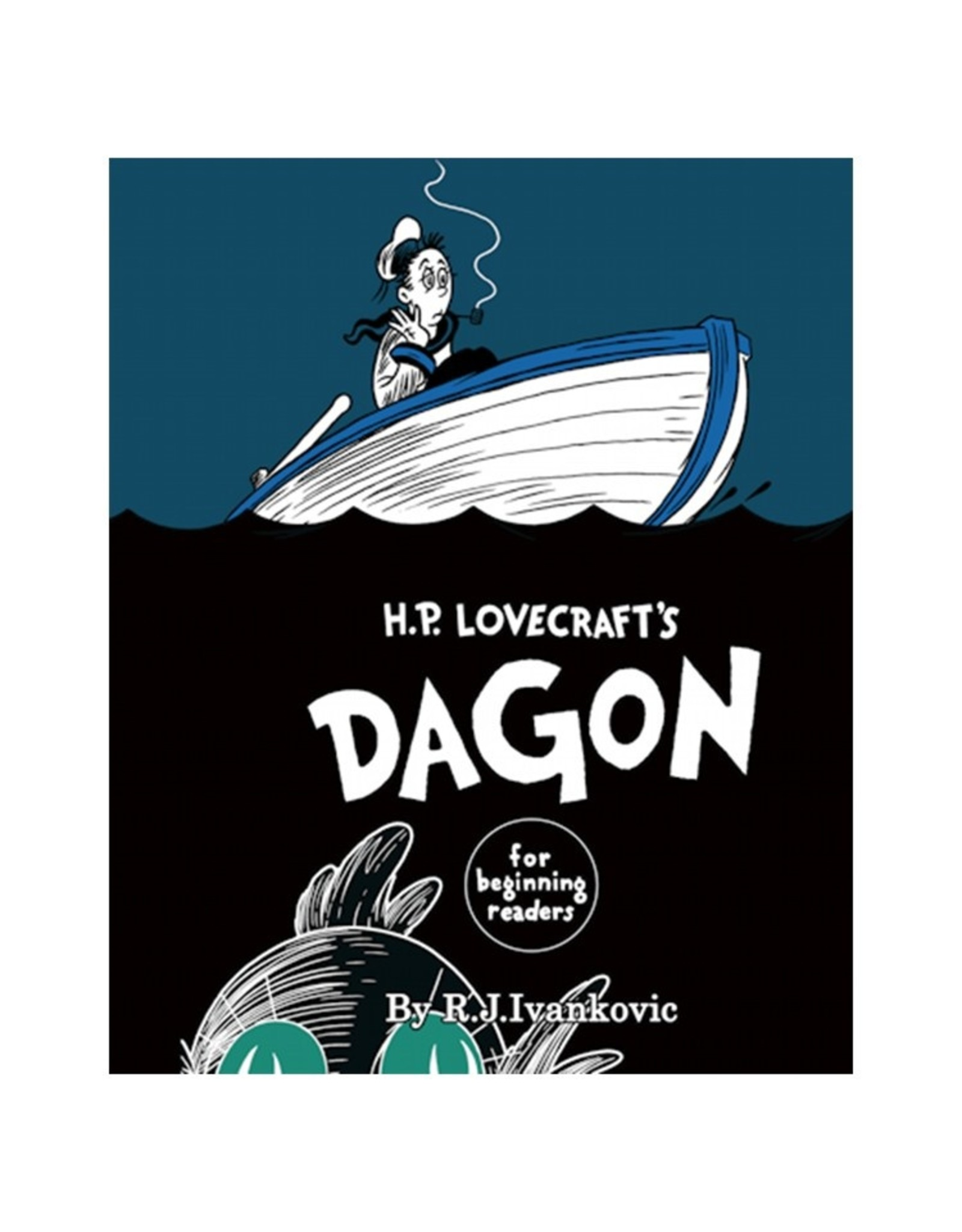 Chaosium Call of Cthulhu: H.P. Lovecraft's Dagon