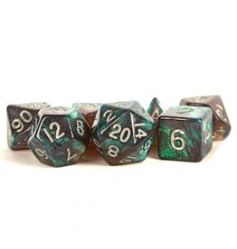 Metallic Dice Games 7-Set: Stardust: GYsv