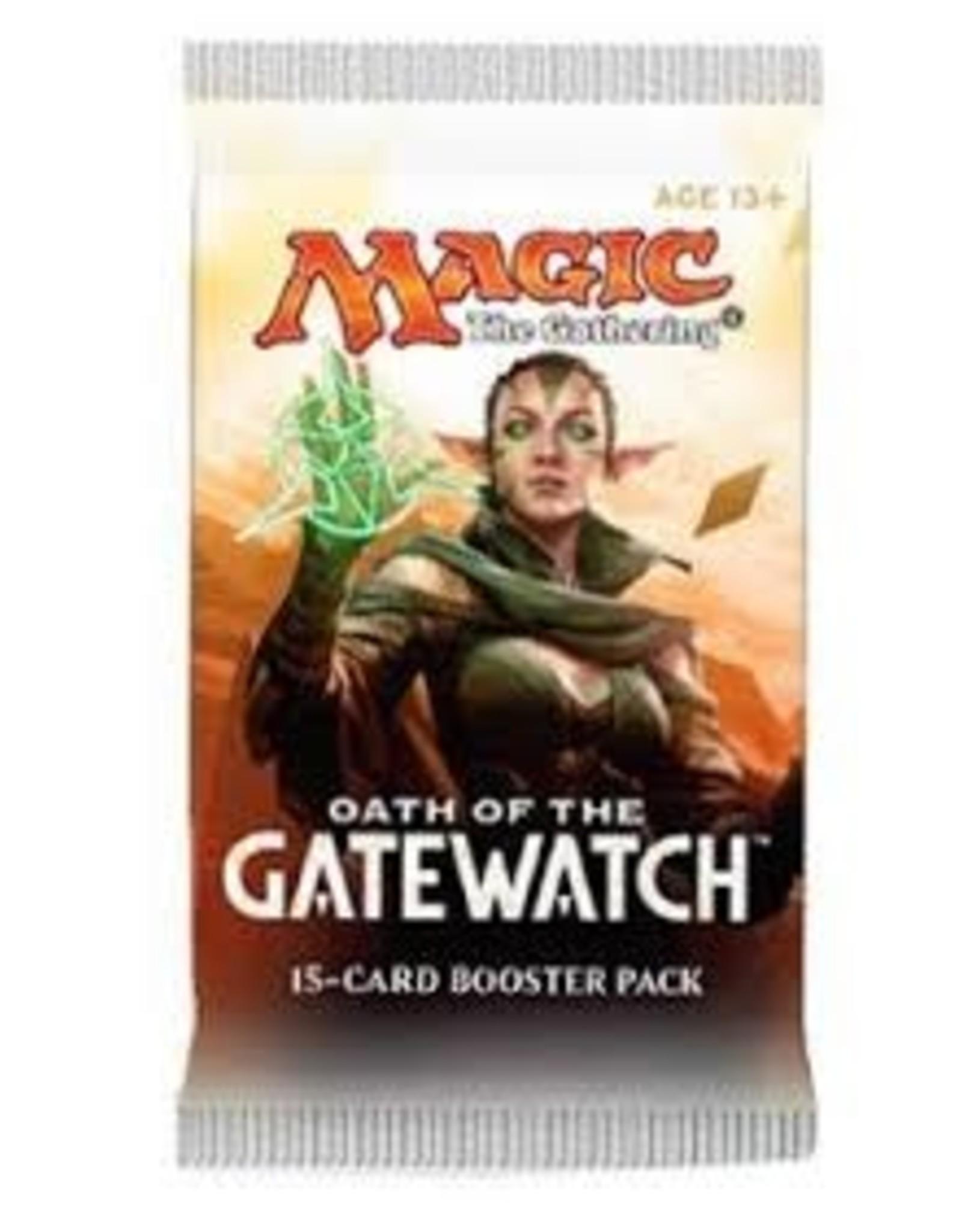 Magic MTG: Magic Oath of the Gatewatch Booster Pack
