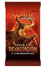 Magic MTG: Hour of Devastation Booster