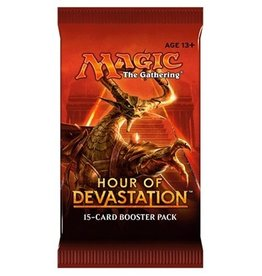 Magic MTG: Hour of Devastation Booster