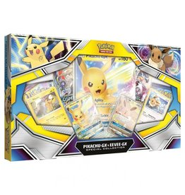 Pokemon PKM: Pikachu-GX & Eevee-GX SC